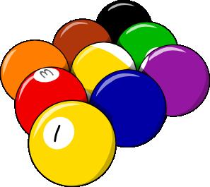 297x265 9 Ball Form Clip Art