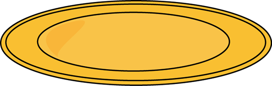 550x174 Plate Clipart Clip