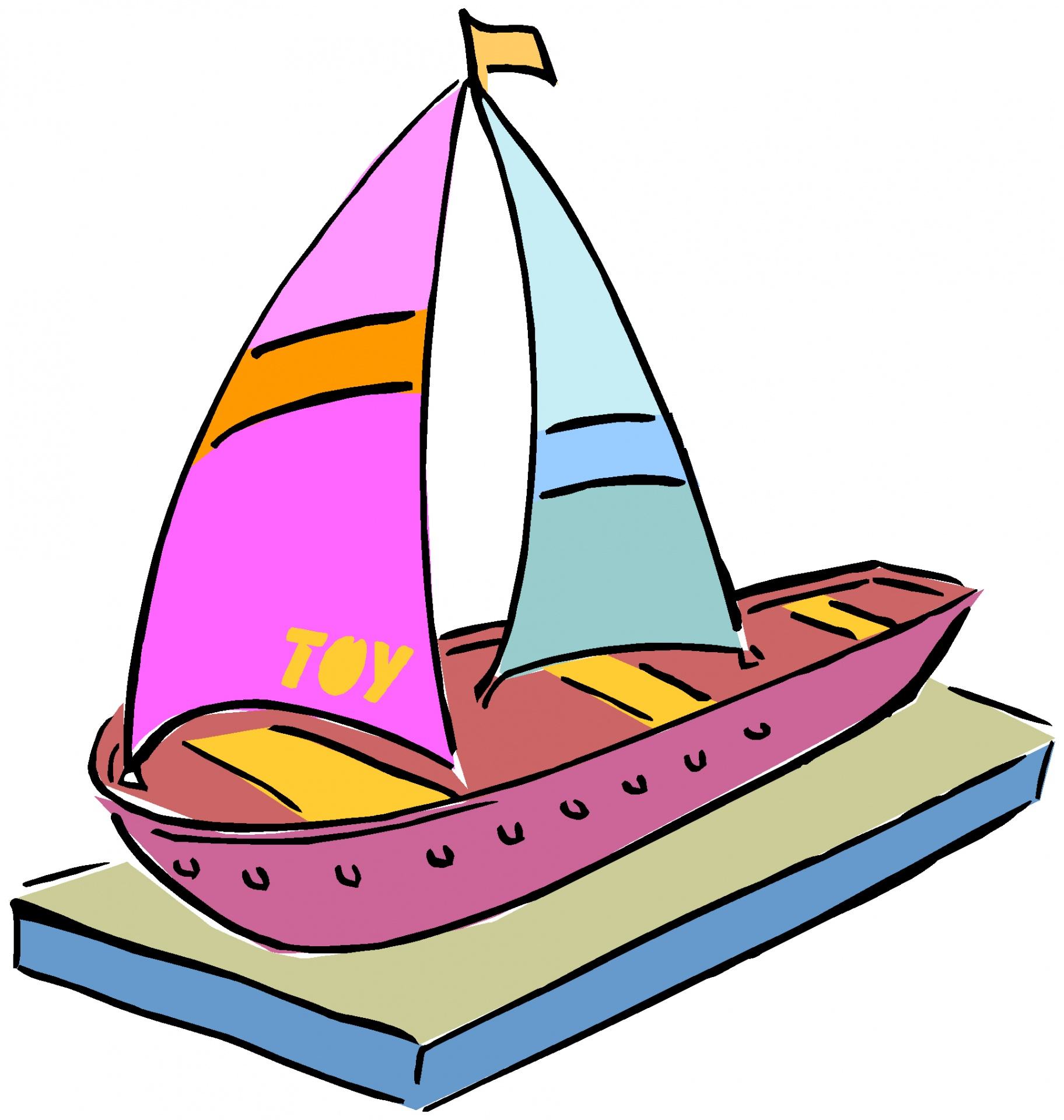 1824x1920 Clip Art Boat