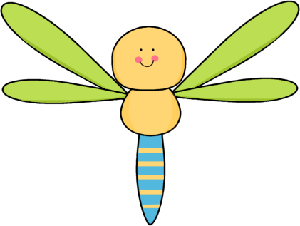 421x317 Bugs Clipart Dragonfly