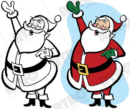 504x424 103 Best Rtro Christmas Images On Clip Art