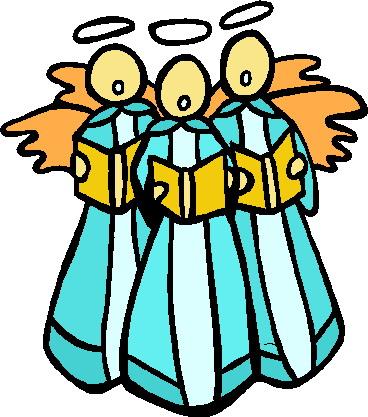 368x417 Image Of Church Choir Clipart