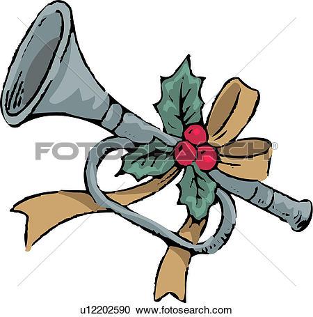 450x455 Musical Clipart Christmas Music