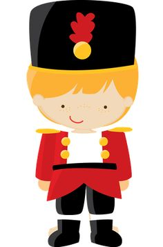 236x356 Christmas Toy Soldier Clip Art