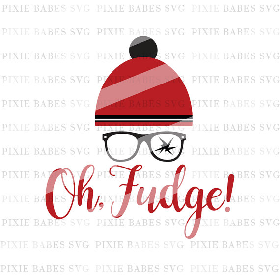 570x570 A Christmas Story Svg Oh Fudge Svg Filthy Animal Svg