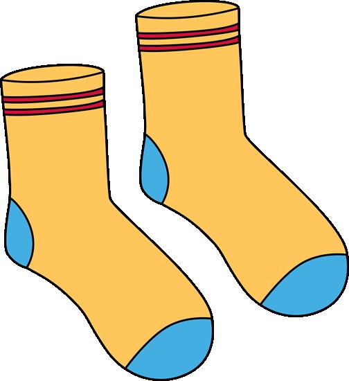 504x550 Sock Clip Art