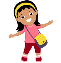 211x220 Clipart Of A Girl Student Amp Clip Art Of A Girl Student Images