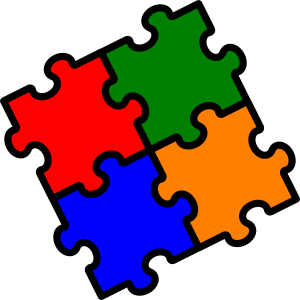 600x600 Cisp Puzzle Clip Art