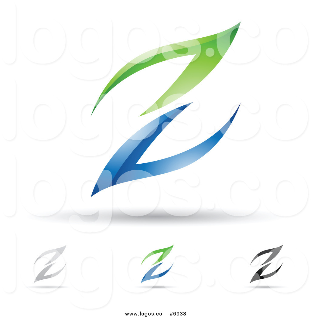 1024x1044 Royalty Free Clip Art Vector Logos Of Abstract Letter Z Icons By