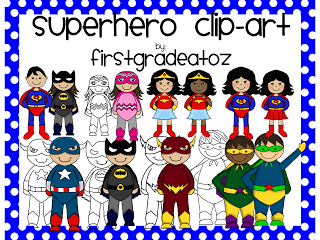 320x240 Superhero Clipart. First Grade A To Z Blog
