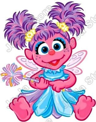 313x400 Abby Cadabby T Shirt Iron On Transfer 125 Ebay Clip Art