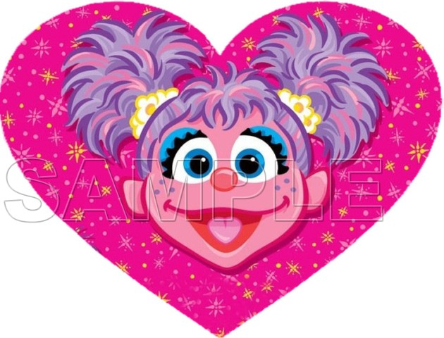 630x480 Abby Cadabby T Shirt Iron On Transfer Decal