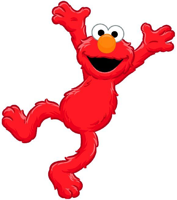 580x654 Elmo And Friends Images On Cliparts