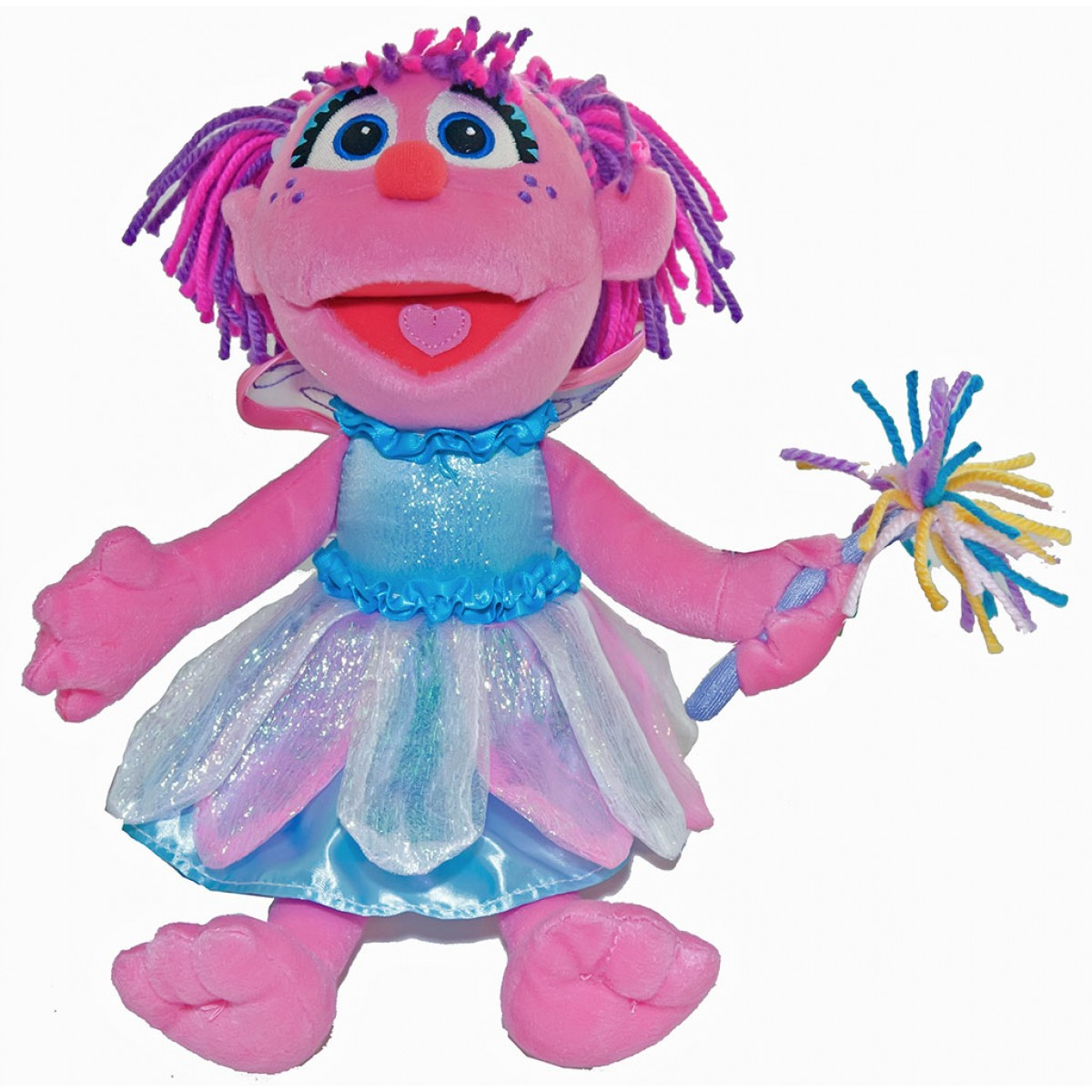 1200x1200 Sesame Street Abby Cadabby Plush Soft Toy