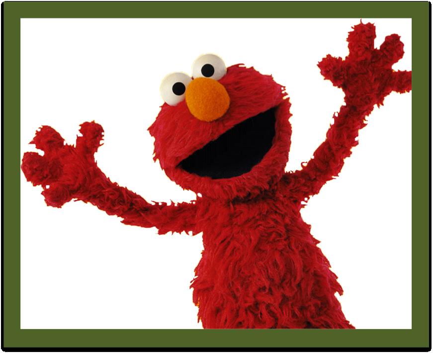871x710 Elmo Abby Cadabby Clipart