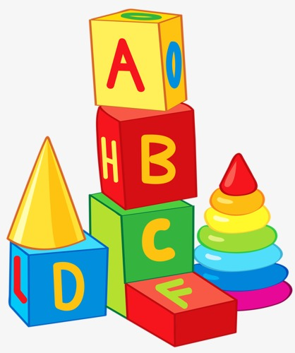 418x500 Abc Blocks, Building Blocks, Toy, Game Png Image And Clipart