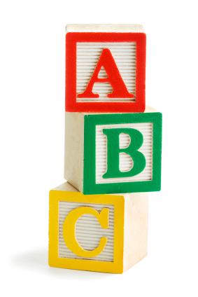 283x424 Astonishing Childrens Abc Blocks Alphabet Cliparts Free Download