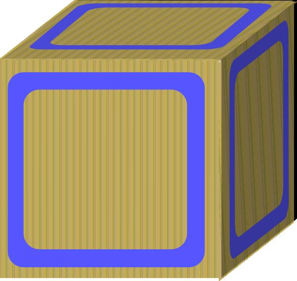 600x568 Baby Blocks Abc 2 Clip Art