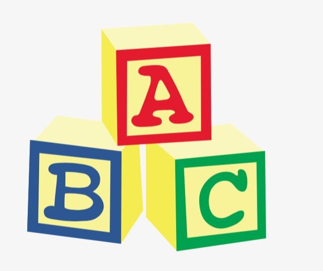 650x546 Abc Alphabet Blocks, Rubik's Cube, Teaching Children Png Image