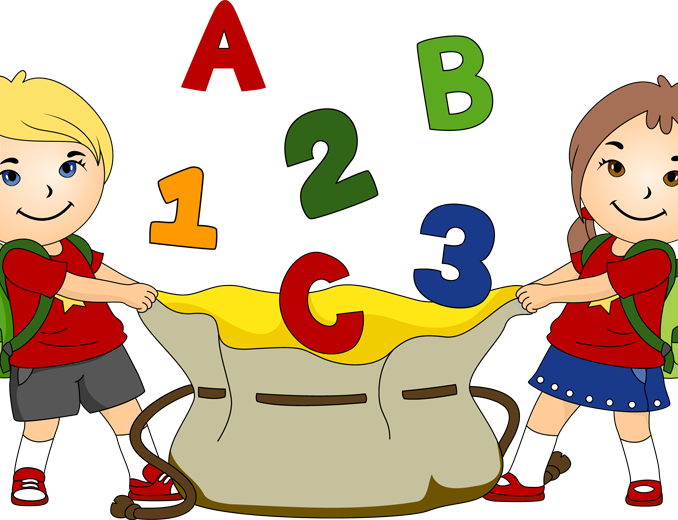 678x520 Kids Learning Clipart Kids Learning Abc Clipart Clip Art Library
