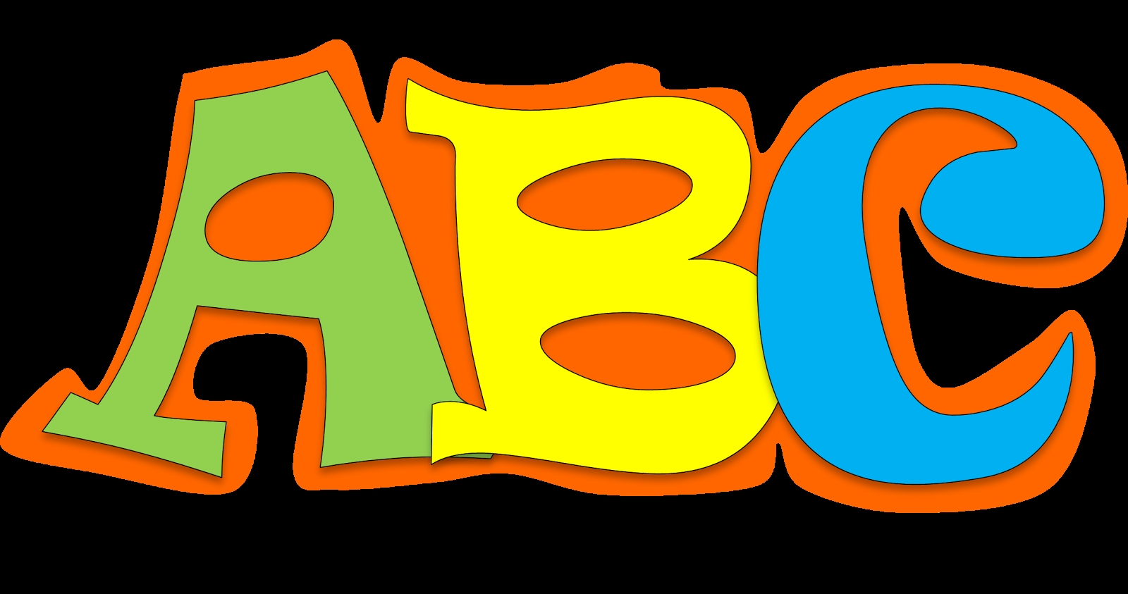 1600x843 Fresh Abc Clipart Collection