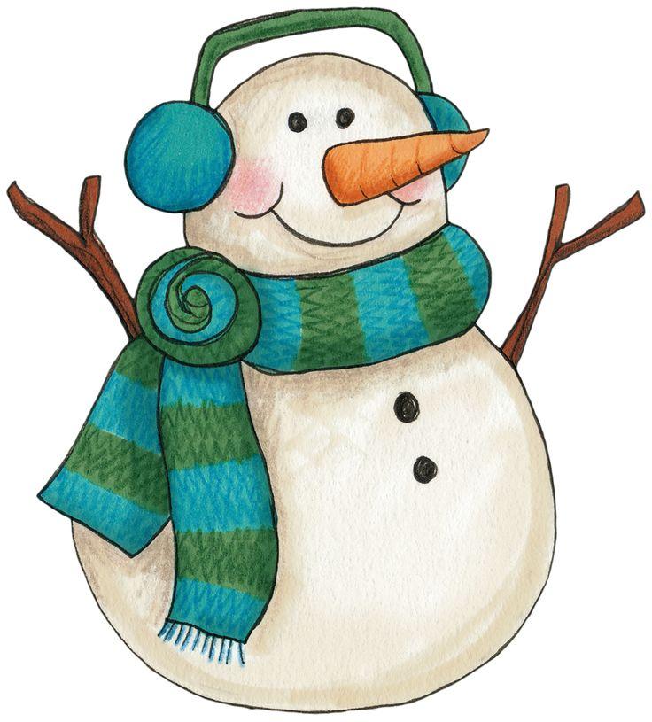 736x815 Clipart Snowman