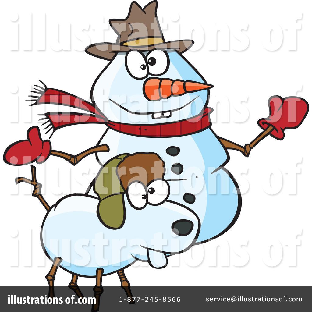 1024x1024 Snowman Clipart