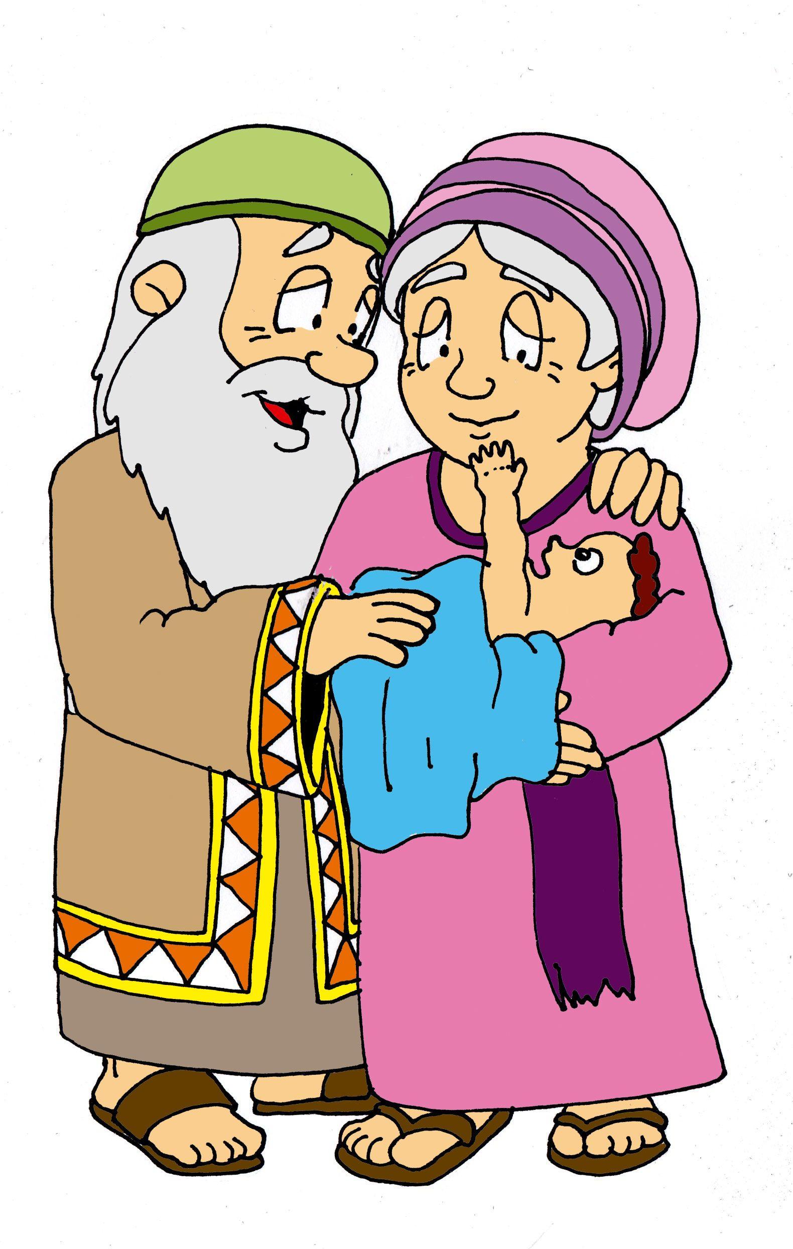 1580x2488 Dios Les Concede Un Hijo A Abraham Y Sara Isaac Sunday School