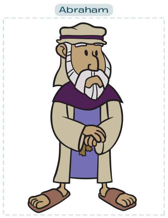538x698 Collection Of Bible Clipart Abraham High Quality, Free