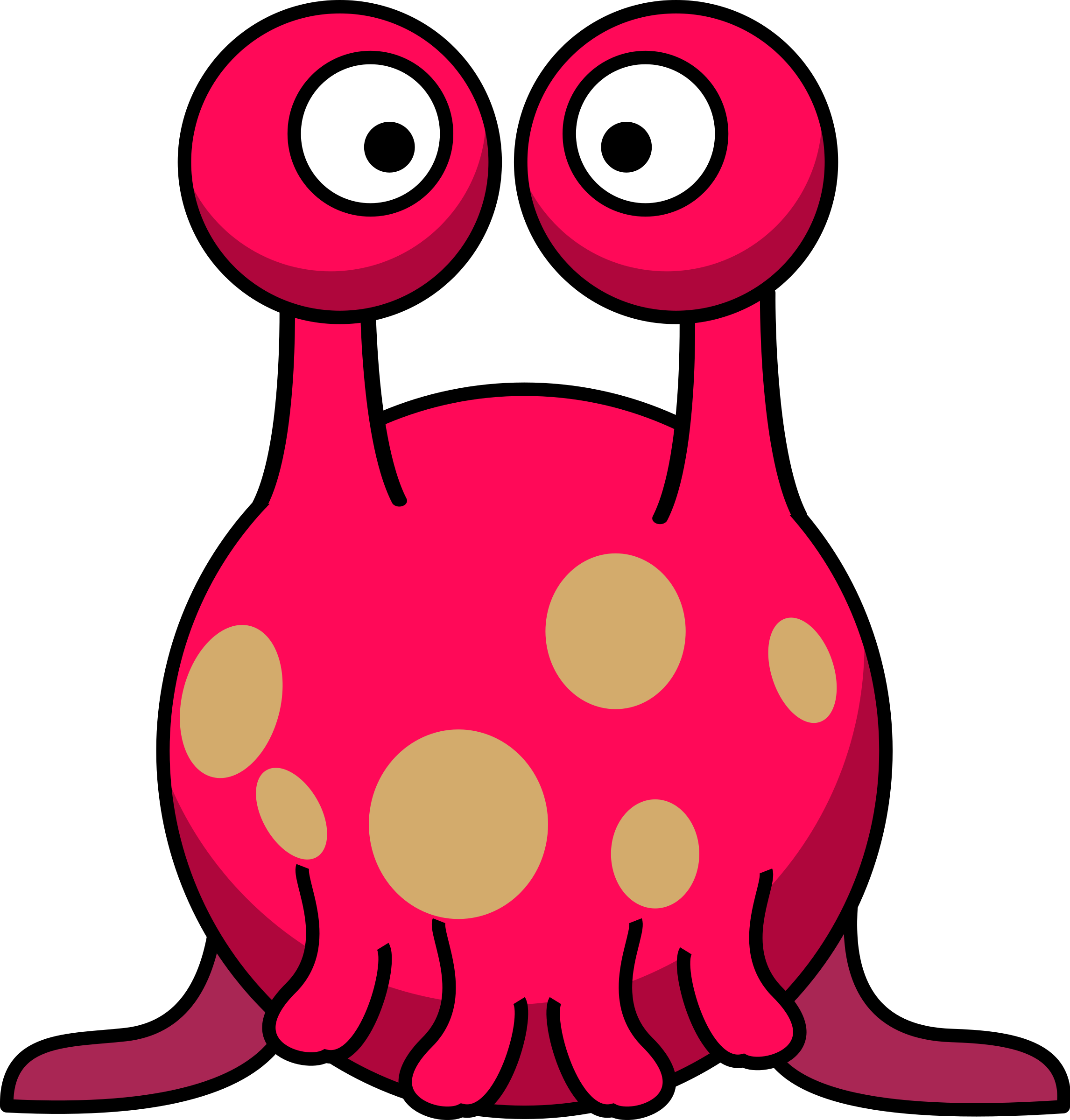 2292x2400 Alien Clip Art Free Collection Download And Share Alien Clip Art
