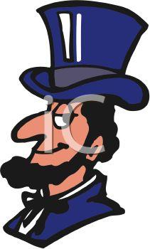 211x350 Cartoon Of Abraham Lincoln