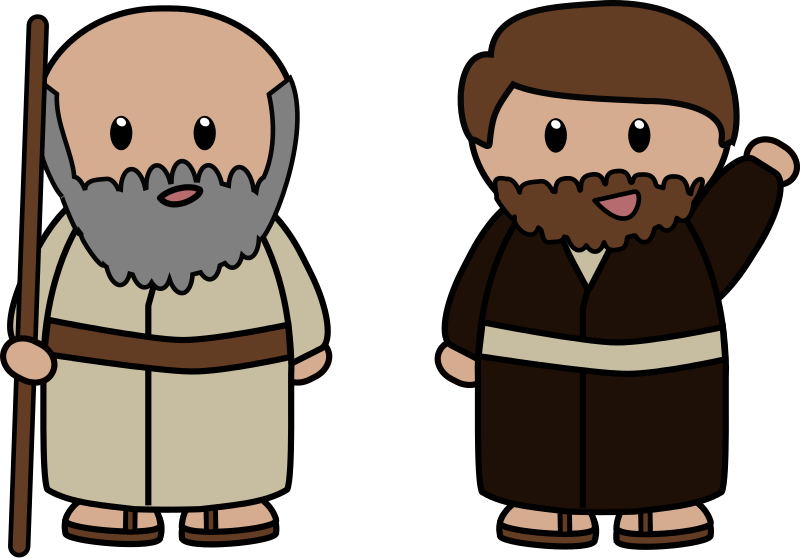 800x558 Collection Of Bible Clipart Abraham High Quality, Free