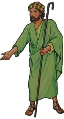 210x390 Clipart Bible Characters