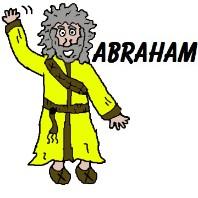 198x198 Abraham Bible Clip Art