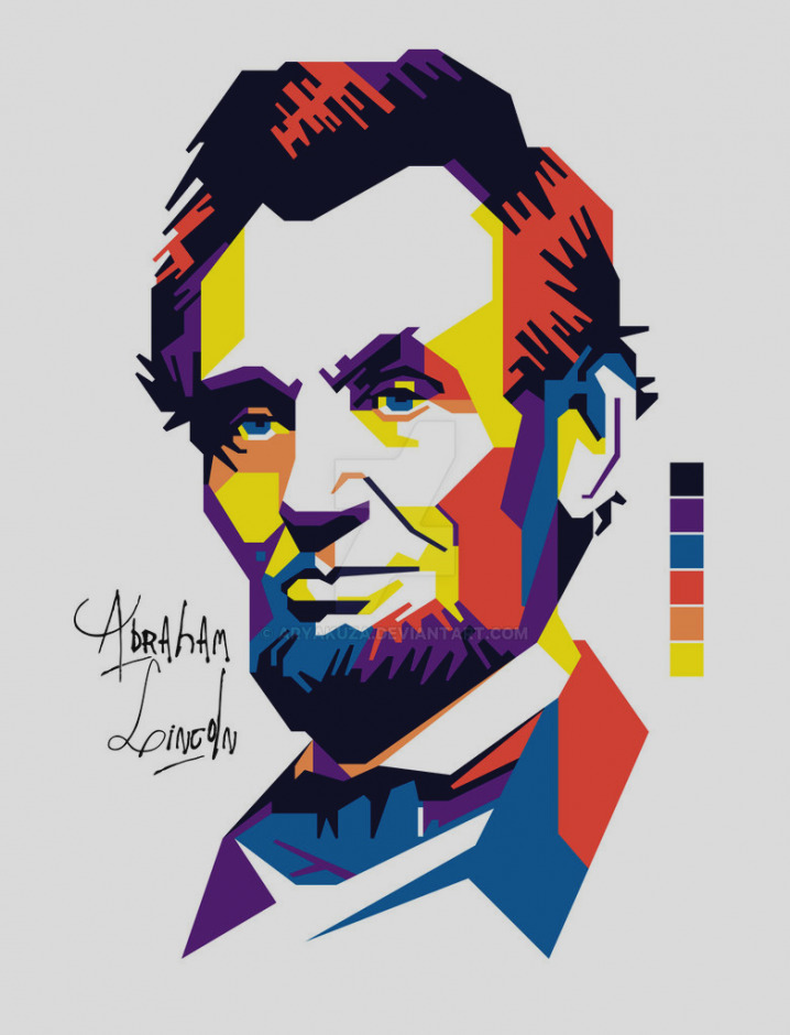 718x940 Collection Of Abraham Lincoln Clip Art Clipart Black And White