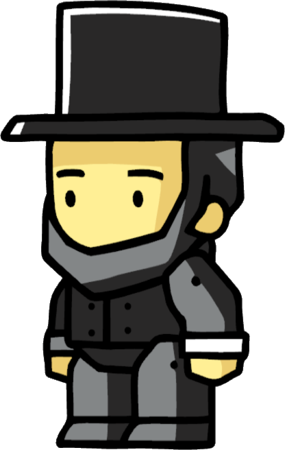 416x656 Abraham Lincoln Scribblenauts Wiki Fandom Powered By Wikia
