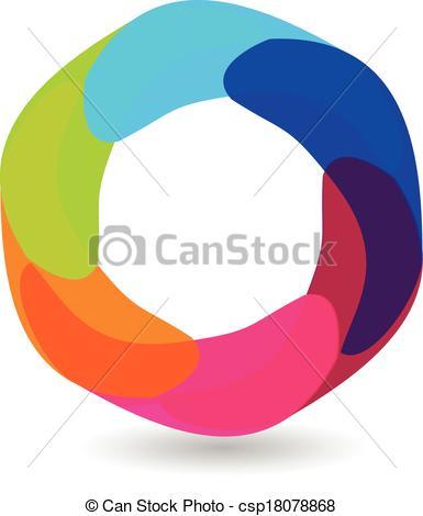 385x470 Abstract Hexagon Logo Design Abstract Hexagonal Vector Clip
