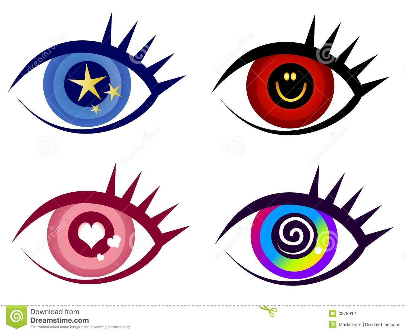 1300x1065 Abstract Eye Clip Art Icons Clipart Panda