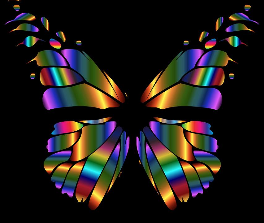 853x720 Borboletas Amp Joaninhas E Etc. Butterfly's Abstract