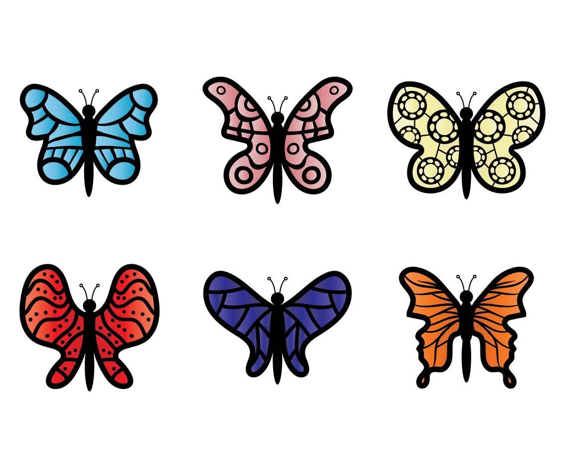 1136x936 Butterfly Clip Art Vector Vector Art Amp Graphics