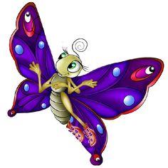 236x236 Butterfly Clipart Butterfly's Butterfly, Clip Art