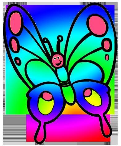391x472 Butterfly Clipart Butterfly's Butterfly, Clip Art