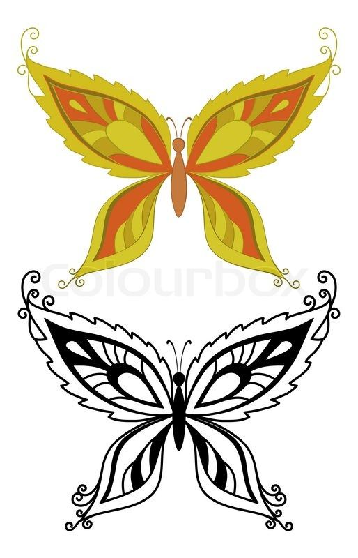 514x800 63 Best Butterfly Tattoos Images On Butterflies