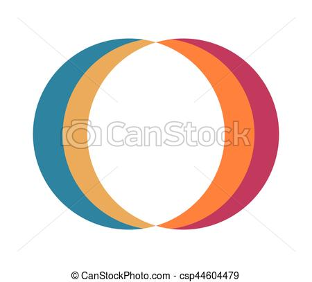 450x407 Abstract Multiple Color Circle Design. Eps 8 Supported. Vectors