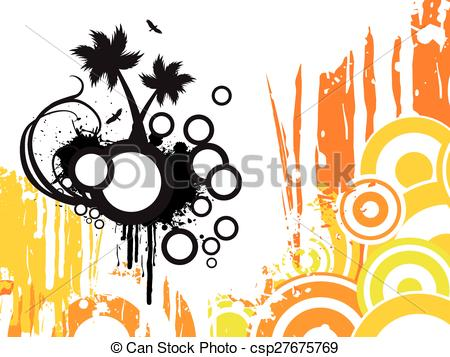 450x357 Abstract Tree Design. Its A Abstract Tree Vector Design Clip Art