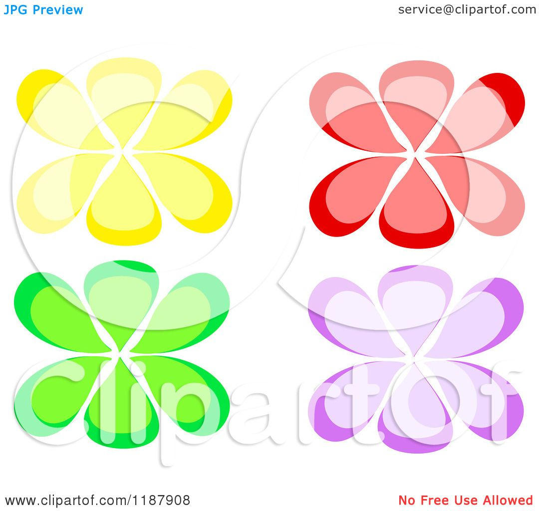 1080x1024 Abstract Clipart Cartoon Flower