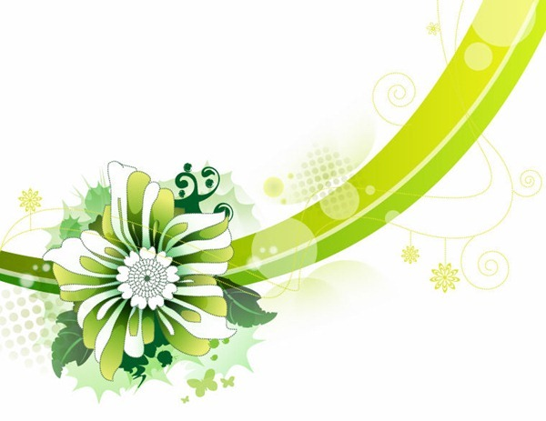 600x463 Abstract Clipart May Flower