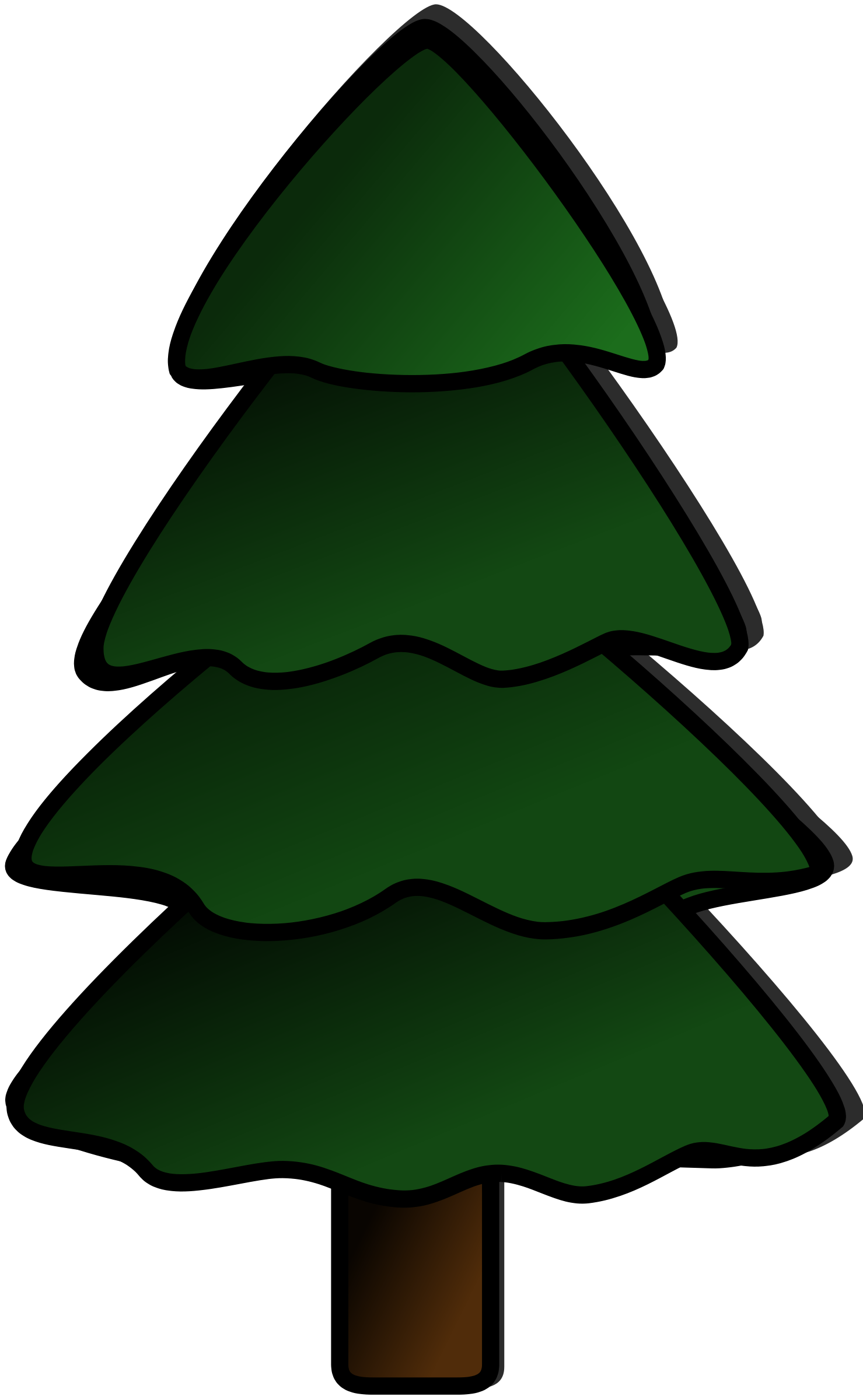 1479x2400 Pine Tree Clipart Forest Tree