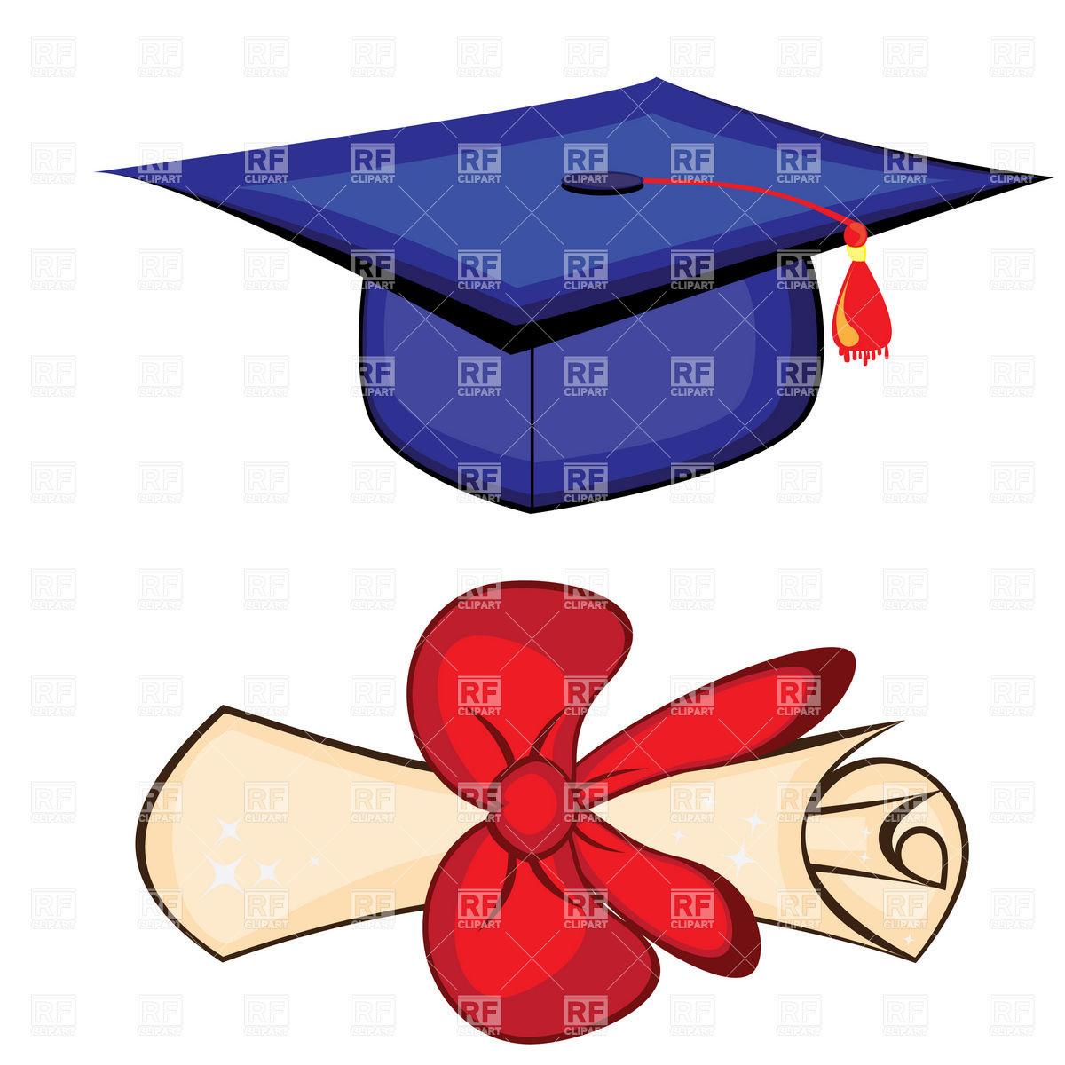 1200x1200 Square Academic Cap Graduation Ceremony Diploma Clip Art Best
