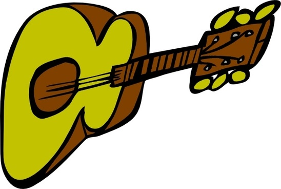 548x368 Free Acoustic Guitar Clip Art Free Vector Download (215,671 Free